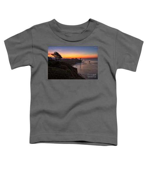 First Sunrise Of 2018 Toddler T-Shirt