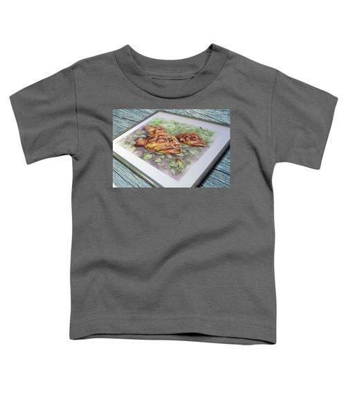 Fish Bowl 2 Toddler T-Shirt