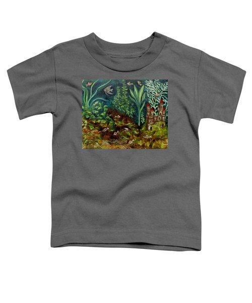 Fish Kingdom Toddler T-Shirt