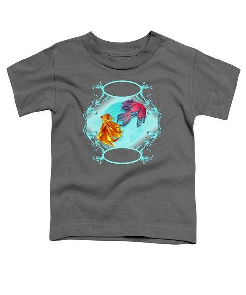 Fish Bowl Fantasy Toddler T-Shirt