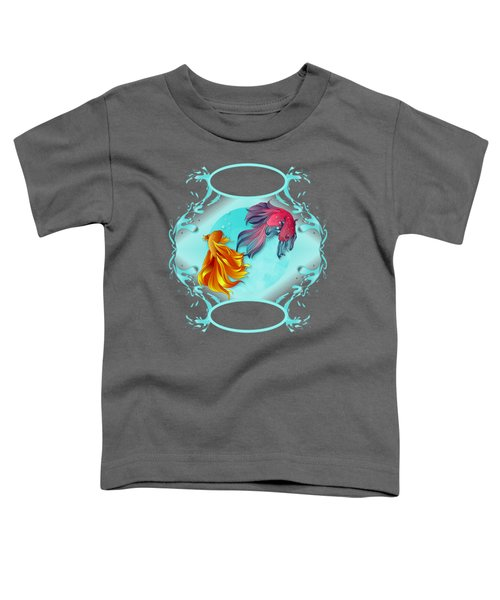 Fish Bowl Fantasy Toddler T-Shirt