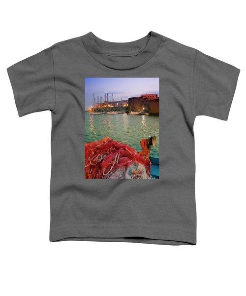 Fisherman's Net Toddler T-Shirt