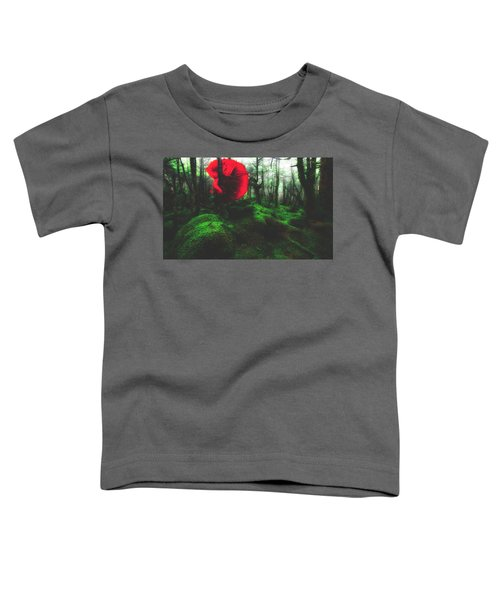 Fishy Forest Toddler T-Shirt
