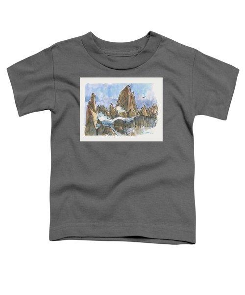 Fitz Roy, Patagonia Toddler T-Shirt