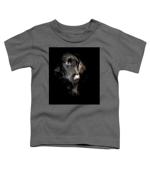 Flat Coated Retriever Toddler T-Shirt