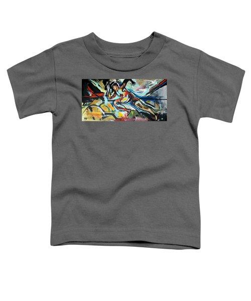Flat Run Toddler T-Shirt