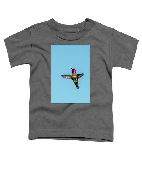 Flight Of A Hummingbird Toddler T-Shirt