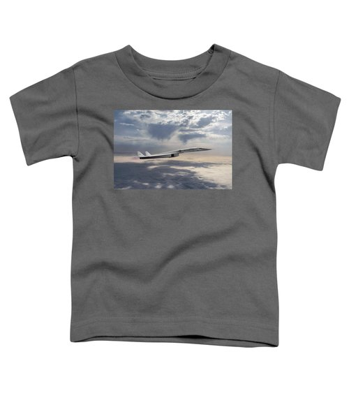 Flight Of The Valkyrie Toddler T-Shirt