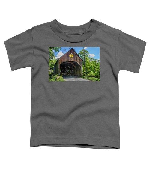 Flint Bridge Toddler T-Shirt