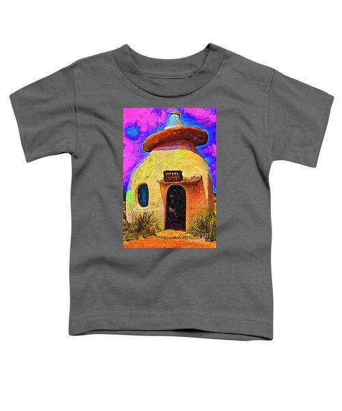 Flintstones Bedrock School Toddler T-Shirt