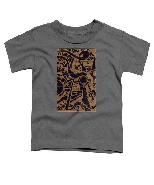 Flipside 1 Panel C Toddler T-Shirt