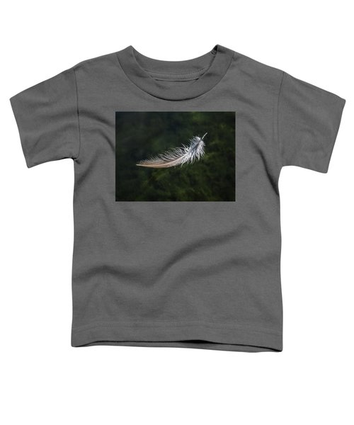 Floating Feather Toddler T-Shirt