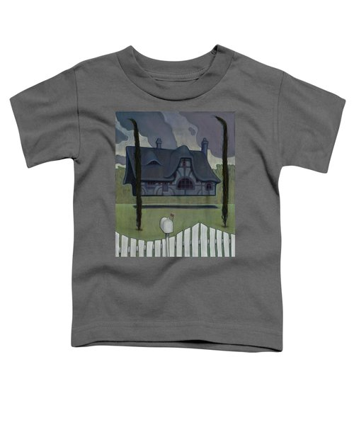 Floating House Toddler T-Shirt