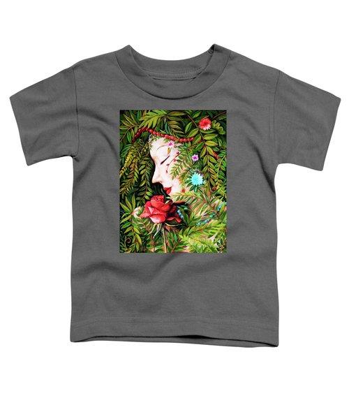 Flora-da-vita Toddler T-Shirt