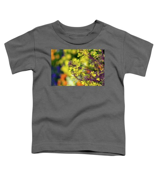 Flora Flora Flora Toddler T-Shirt
