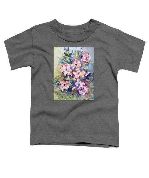 Floral Rhythm Toddler T-Shirt