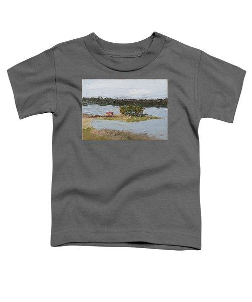 Florida Lake II Toddler T-Shirt