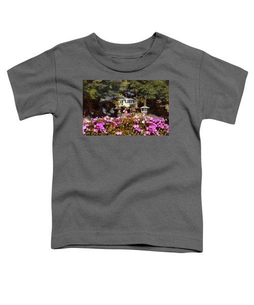 Flower Box Toddler T-Shirt