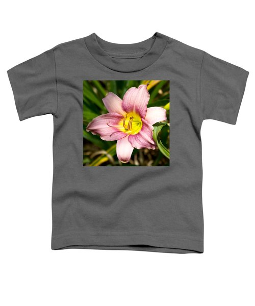 Flower Toddler T-Shirt