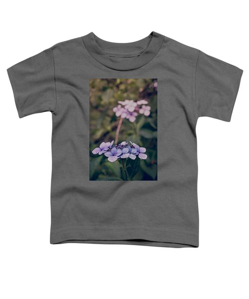 Flower Of The Month Toddler T-Shirt
