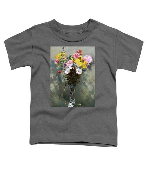 Flowers 2010 Toddler T-Shirt