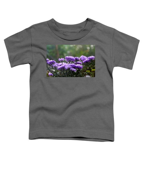 Flowers Edition Toddler T-Shirt