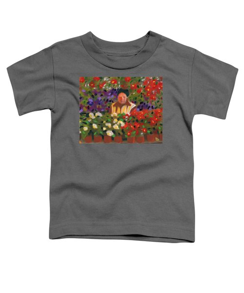 Flowers For Sale Toddler T-Shirt