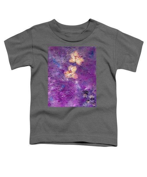Flowers From The Garden Toddler T-Shirt
