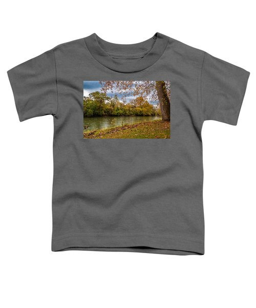 Flowing River Toddler T-Shirt
