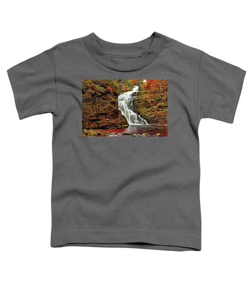 Flowing Waters Toddler T-Shirt