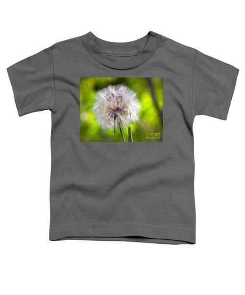 Fluffy Toddler T-Shirt