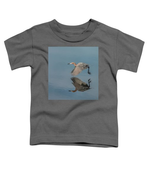 Fly By Reflection Toddler T-Shirt