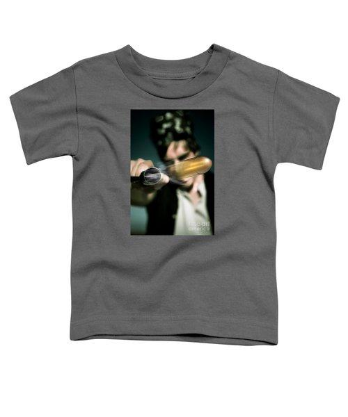 Flying Bullet Toddler T-Shirt