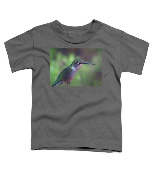Flying Flower Toddler T-Shirt