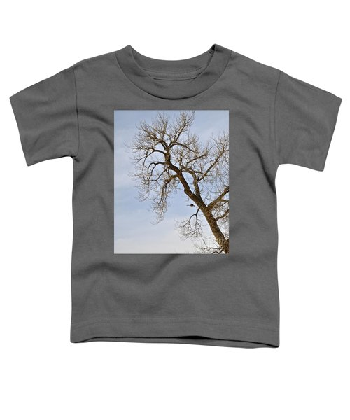 Flying Goose By Great Tree Toddler T-Shirt