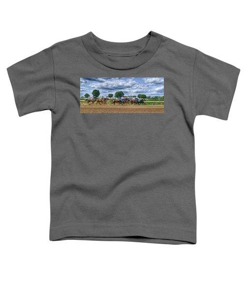 Flying Toddler T-Shirt
