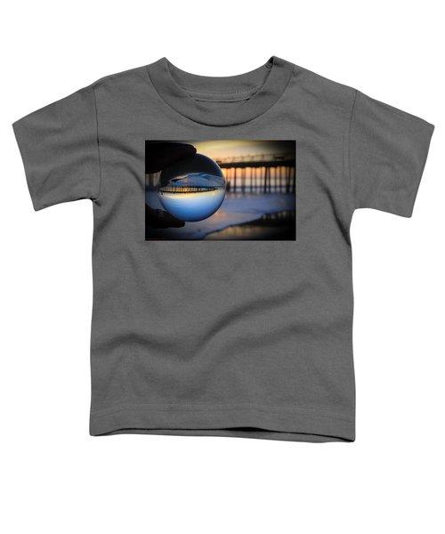 Foamy Ball Toddler T-Shirt