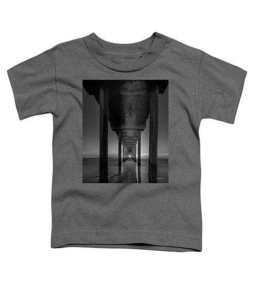 Fog Bank At Dawn Toddler T-Shirt