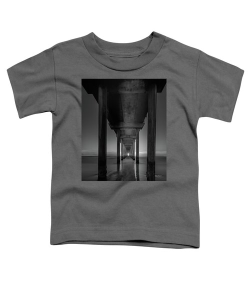 Fog Bank At Dawn Toddler T-Shirt