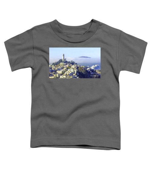 Fog Rolling In Toddler T-Shirt