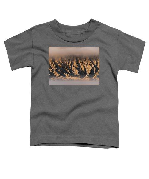 Foggy Butte Toddler T-Shirt