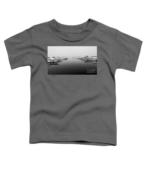 Foggy Day Banagher Toddler T-Shirt