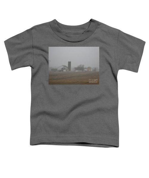 Foggy Evening Toddler T-Shirt
