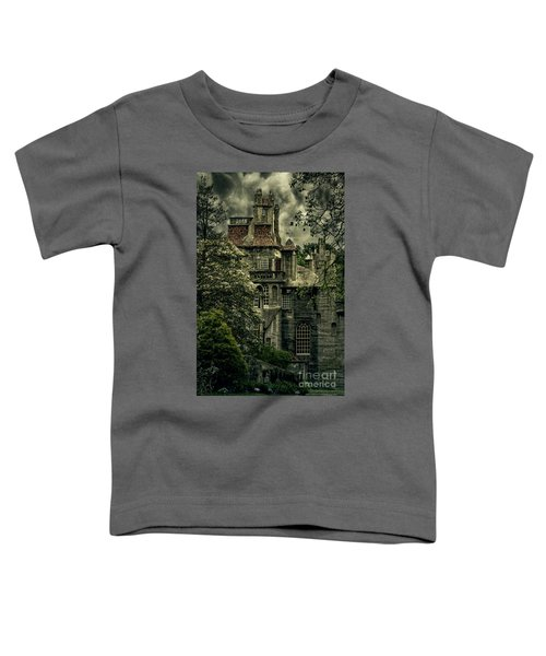 Fonthill With Storm Clouds Toddler T-Shirt