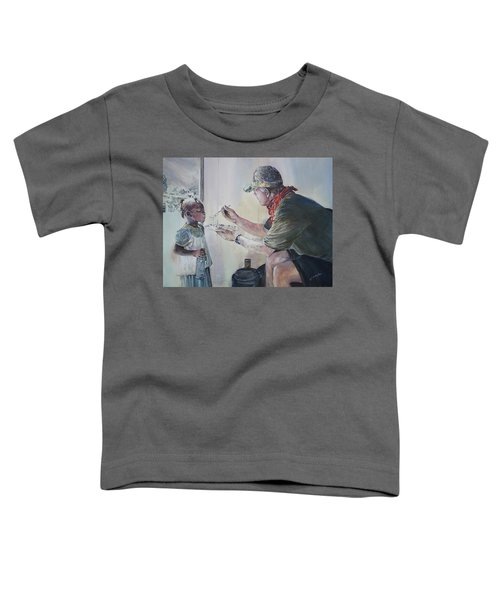 Food For Thought Toddler T-Shirt