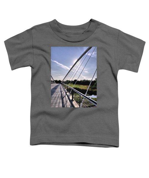 Footbridge 1 Toddler T-Shirt