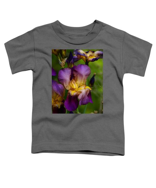 For The Love Of Iris Toddler T-Shirt