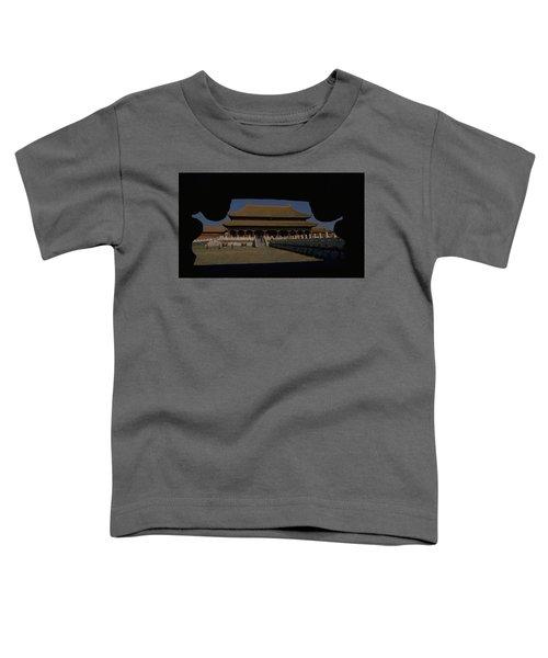 Forbidden City, Beijing Toddler T-Shirt