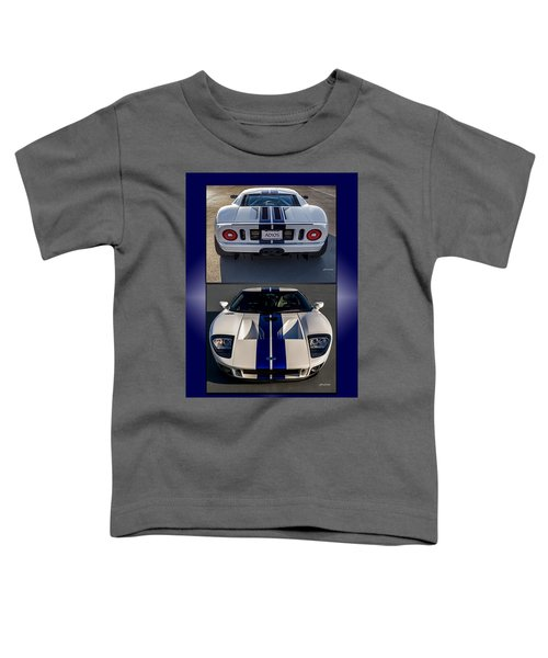Ford Gt Toddler T-Shirt