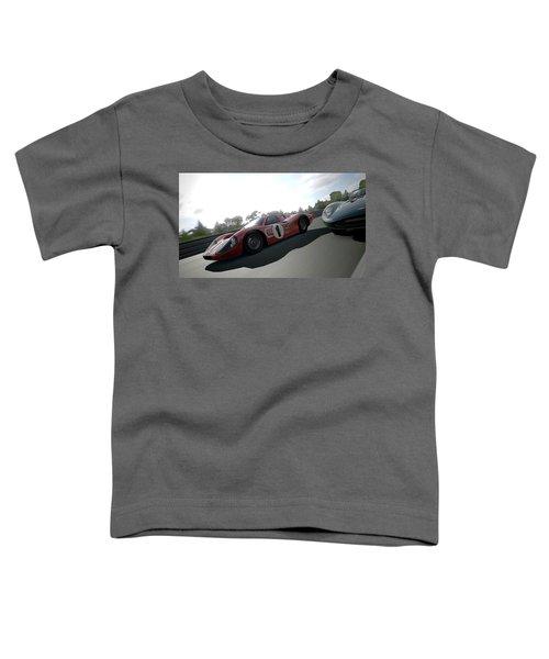 Ford Gt40 Mark Iv Toddler T-Shirt